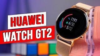 Смарт-часы Smartwatch HUAWEI Watch GT 2 42mm (черные) от компании Telemaniya - видео