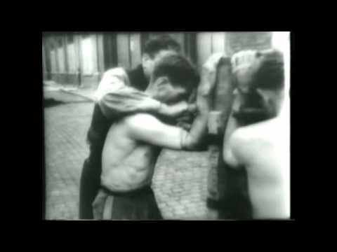 Original Nazi Concentration Camp Video uncensored(無修正) - part 2