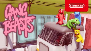 videó Gang Beasts