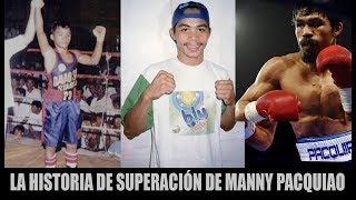 La Historia De Superación De Manny Pacquiao Y El Por que Nunca Volverá A Boxear