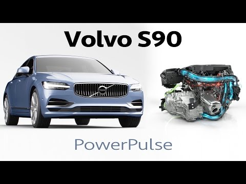 2018 Volvo XC60 D4 vs  D5 Race Suggests PowerPulse Is