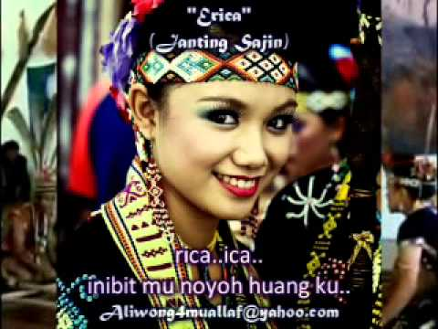 Janting Sajin - Erica (Lagu Murut HQ Audio With Lirik) Mp3