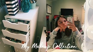 MAKEUP COLLECTION OF A 15 YEAR OLD!