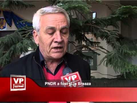 PNDR a fost şi la Breaza