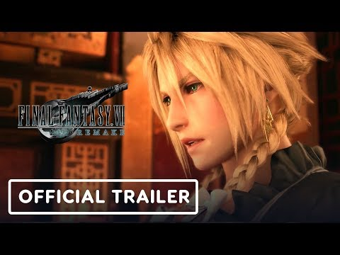 Final Fantasy VII Remake - PSN - Key GLOBAL - 1