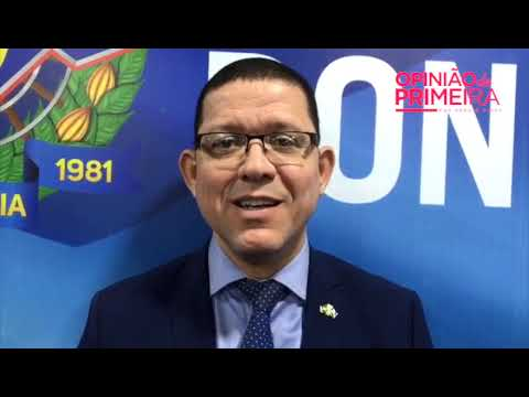 Governador Marcos Rocha comenta sobre Opinião de Primeira - Gente de Opinião