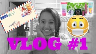 Vlog #1 (Sick Day, Ipsy, Opening your Mail)