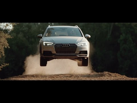 Audi A4 Allroad Quattro Универсал класса D - рекламное видео 3