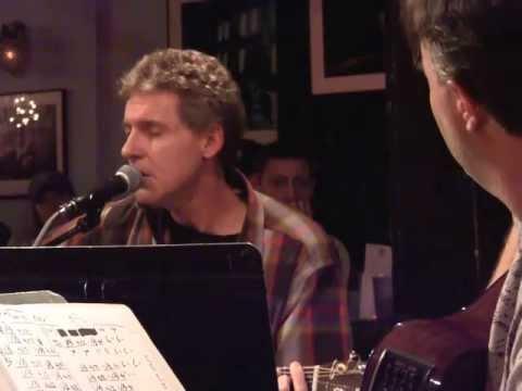 Paul O'Connor @ The Bluebird Cafe (Nashville) singing 'Trouble'