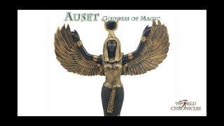 Auset Kemetic Goddess of Magic