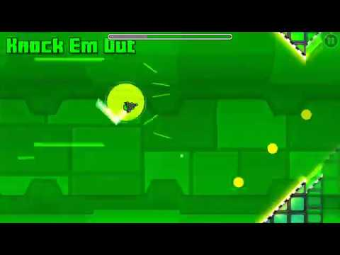 Geometry Dash SubZero (Nock Em By RobTop) (видео)