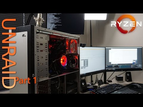 Download Setting Up A Ryzen Unraid Server With Gpu Passthrough The