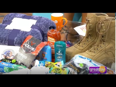 Kickoff Memorial Day Weekend With Boots For Troops