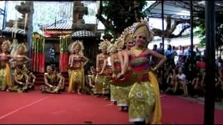 Pesta Kesenian Bali 2013 Tari Janger