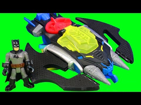 Imaginext Batman Batwing Destroy Injustice League Recruits Also Batman Batbot Bat Cycle Copter
