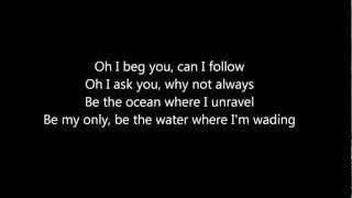 Lykke Li   I Follow Rivers (The Magician Remix) [with Lyrics On Screen]