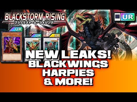 [Yu-Gi-Oh Duel Links] New Box Leaks Blackstorm Rising & New Skills / Mats /  Sleeves - JoshVerse