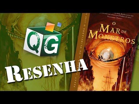 Resenha: Percy Jackson e o Mar de Monstros