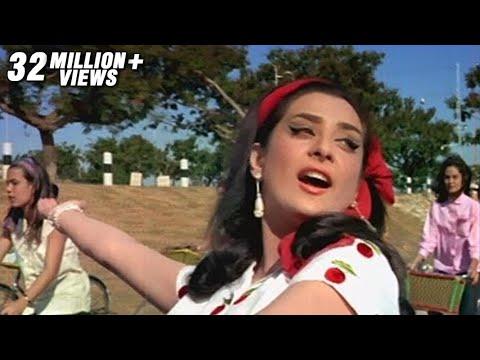 Download Main Chali Main Chali - Padosan - Saira Banu - Classic Old Hindi Songs HD Mp4 3GP Video and MP3