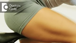How to get rid of pus filled bumps in inner thigh? - Dr. Urmila Nischal