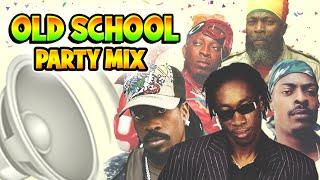 OLD SCHOOL DANCEHALL ,RAGGA PARTY MIX DJ GABU ft Elephant Man, Buju Banton, TOK, Beenie Man& Pliers