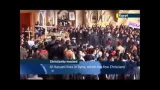ИСЛАМ Фашизм мусульман против христиан в Египте