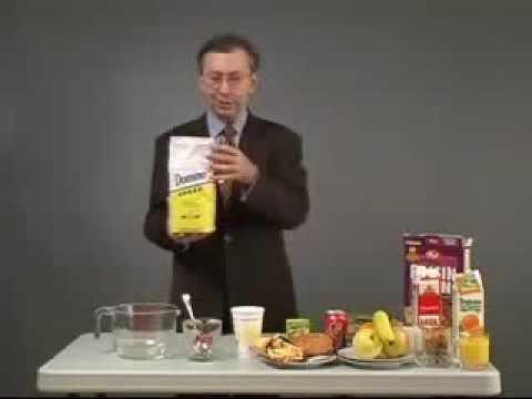 Питание при сах диабете 1 типа