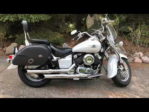 2009 Yamaha V Star 650 Classic in Muskego, Wisconsin