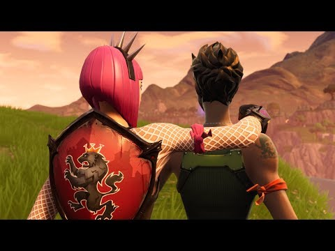 THE RANDOM DUO EXPERIENCE (Fortnite Battle Royale)