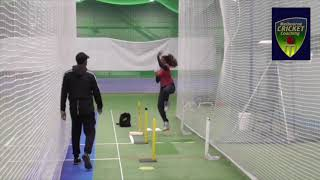 Specialised Fast Bowling Training