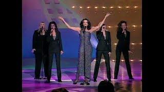 Dana International - Diva (Israel) @ Eurovision 1998 - Winner #1 - HD