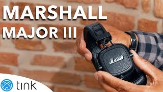 Marshall Major 3 Bluetooth Kopfhörer - HANDS ON