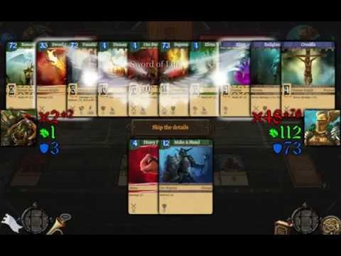 Video of Eldhelm - online CCG/RPG/Duel