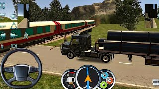New Truck Game 2018 | Euro Truck Driver 2018 #13 - Android Gameplay FHD #truckgames
