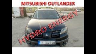 Mitsubishi Outlander hidrojen yakıt tasarruf cihazı montajı
