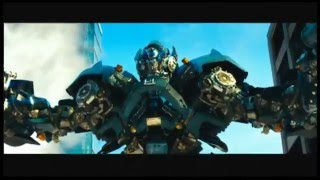 Transformers   Dark of the Moon   mexican standoff