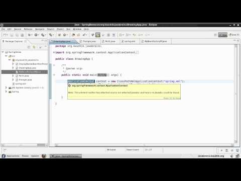 how to write an anonymous class in java