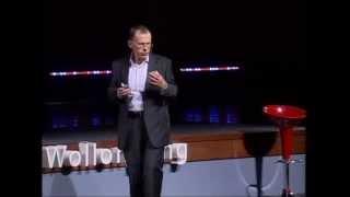 The Bionic Eye prototype: Professor Rob Shepherd at TEDxUWollongong