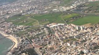 preview picture of video 'Abflug Palma De Mallorca April 2012'