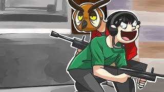 TROLLIN VANOSS FOR VIEWS! - Black Ops 2 Funny Moments