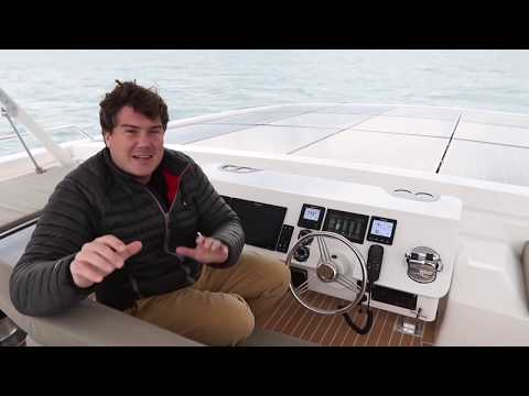 Silent Yachts Silent 60 video
