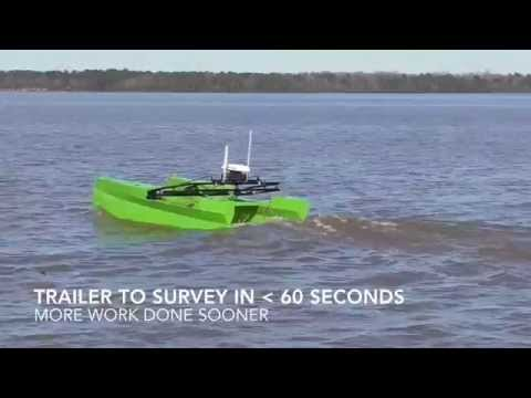 Multi-Purpose Unmanned Surface Vehicle 4.0