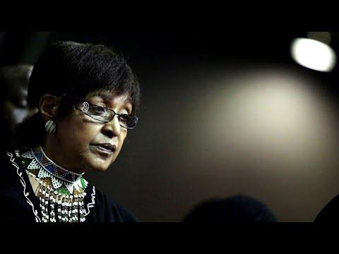 Winnie Mandela, South Africa's flawed heroine, dies at 81