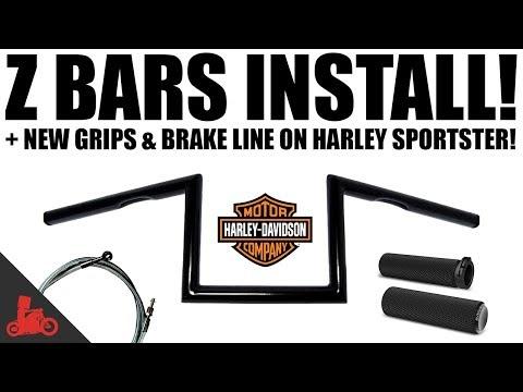 mp4 Harley Z Bars, download Harley Z Bars video klip Harley Z Bars