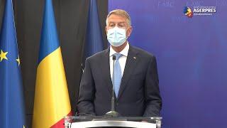 Iohannis: Centrul Euro-Atlantic pentru Rezilienţă, un instrument absolut necesar; dorim să devină un pol de excelenţă