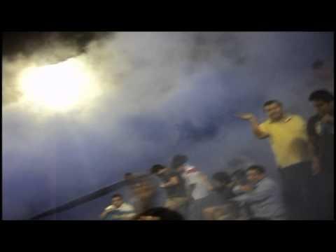 """""""RECIBIMIENTO DE LA 12 PASION ANTE TOLIMA"""" Barra: La 12 Pasion • Club: Universidad César Vallejo"""