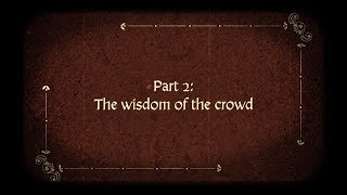 Francis Galton: Part 2: The Wisdom of the Crowd
