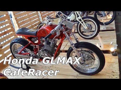 HONDA GL MAX 125 | Build Custom CAFE RACER StreetFighter