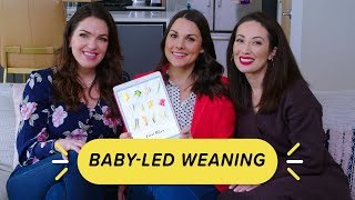Nutritionist Tips On Baby-Led Weaning With Whitney E. RD