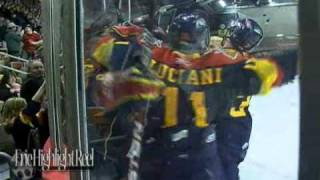 Ott1011 - Erie Otters - Windsor Spitfires Playoff Game 6 Winning Goal